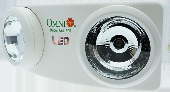 Omni Automatic Emergency Lights